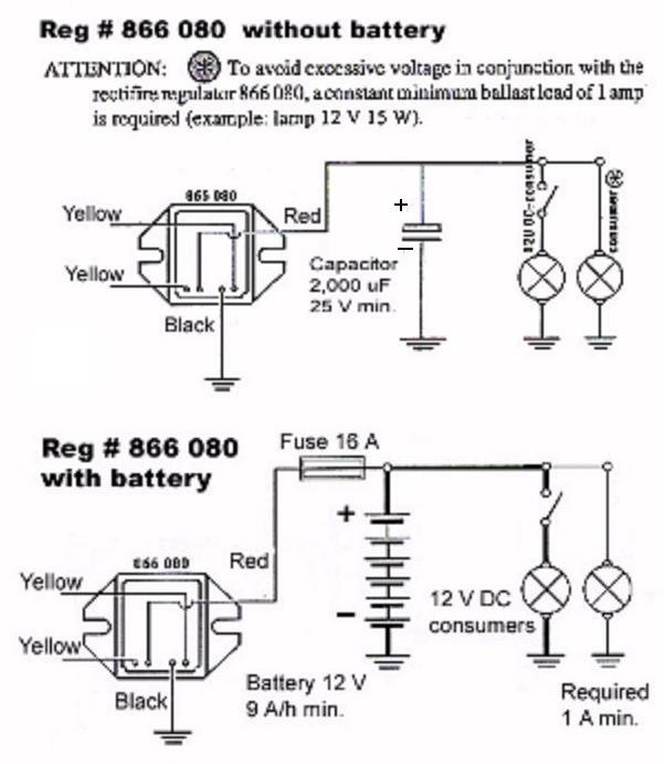 «Regulator # 866 080. schema»