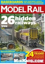 Журнал Model Rail September 2015