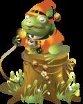 Сказка про жабу))))