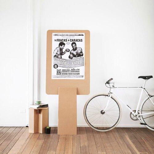 Картонная мебель мольберт