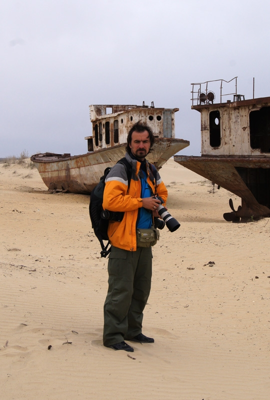Аральское море. Муйнак. Кладбище кораблей