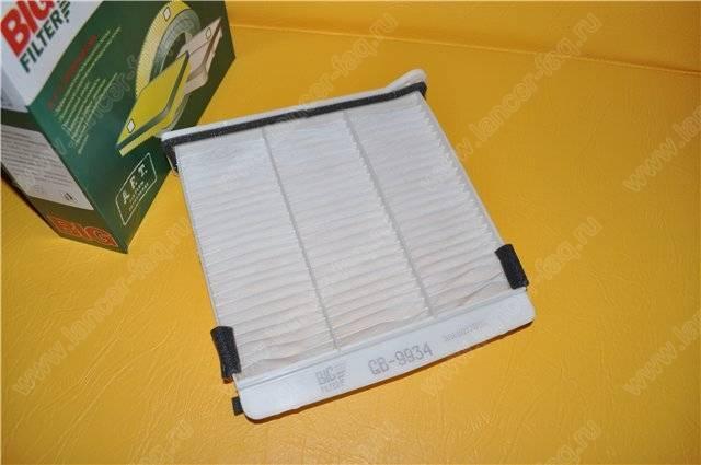 салонный фильтр BIG Filter GB-9934
