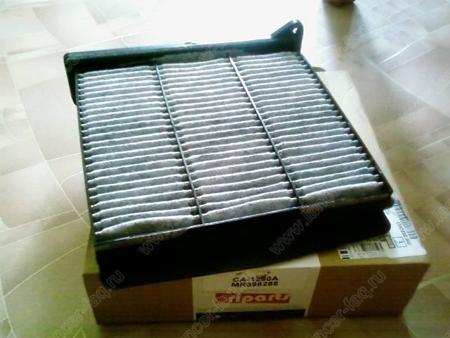 салонный фильтр Oriparts CA1260A