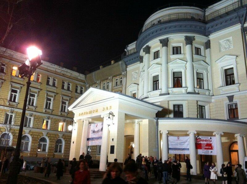Открытие Пасхального фестиваля