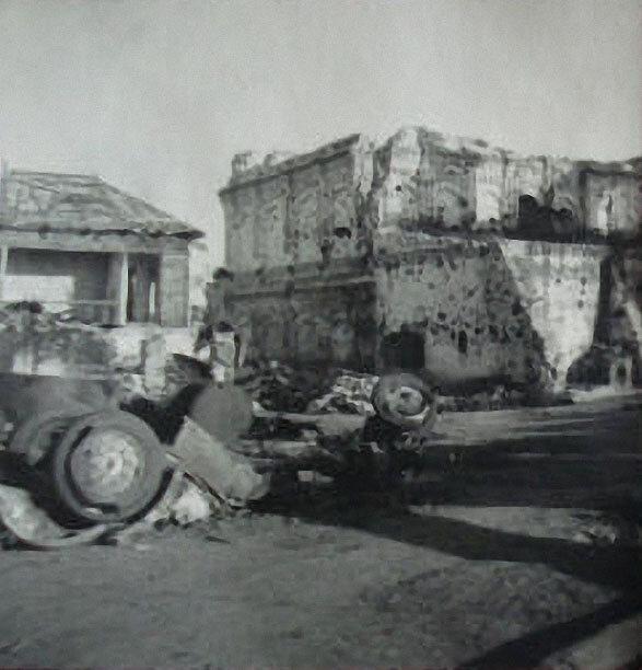 Белгородский пивзавод, 1943