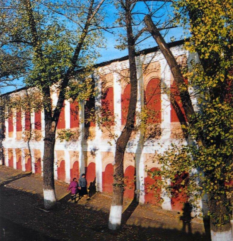 Белгородский пивзавод, 1997, фото Л.Гильмана