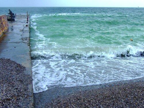 Чёрное море, Ланжерон