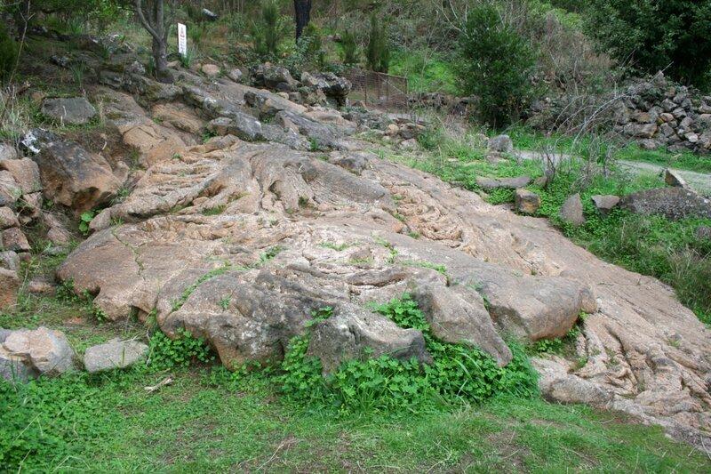 Лавовые пещеры Cueva del Viento в Икод де лос Винос, Тенерифе