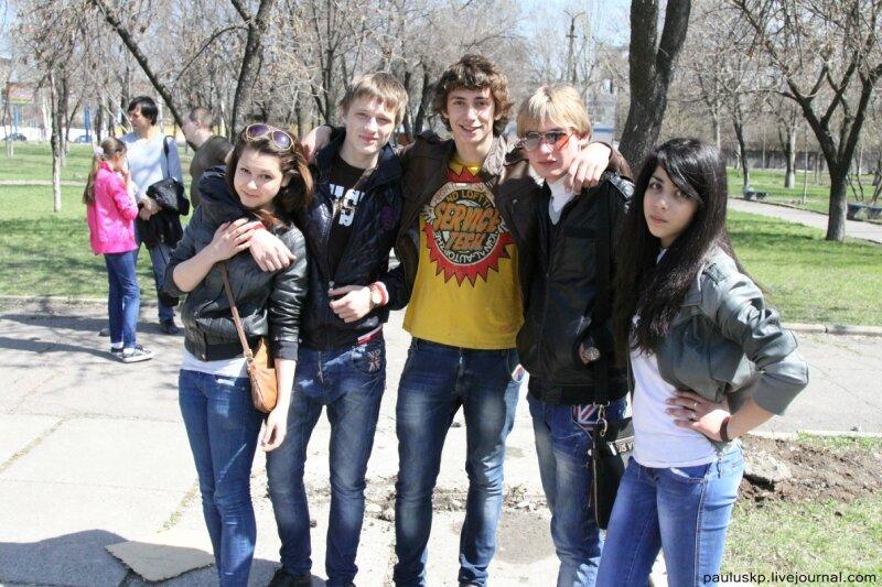 Российская молодежь порно 12 фотография