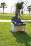 Владимир НАБОКОВ в Монтрё (Швейцария)