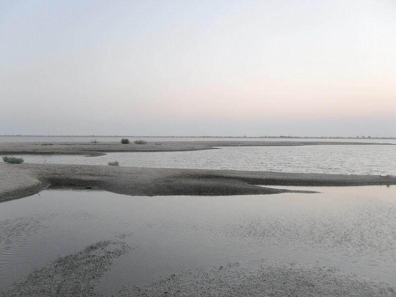 Встреча Солнца на далёком берегу...