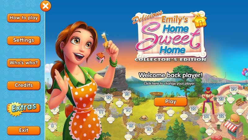 Delicious: Emily's Home Sweet Home CE