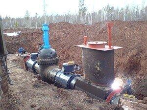 Транснефть начала строительство резервной нитки подводного перехода ВСТО через Амур