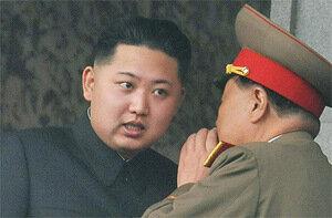 Ким Чен Ын проверил противовоздушные системы КНДР