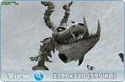 Легенда о костяном драконе / Legend of the Boneknapper Dragon (2010/BDRip/720p)