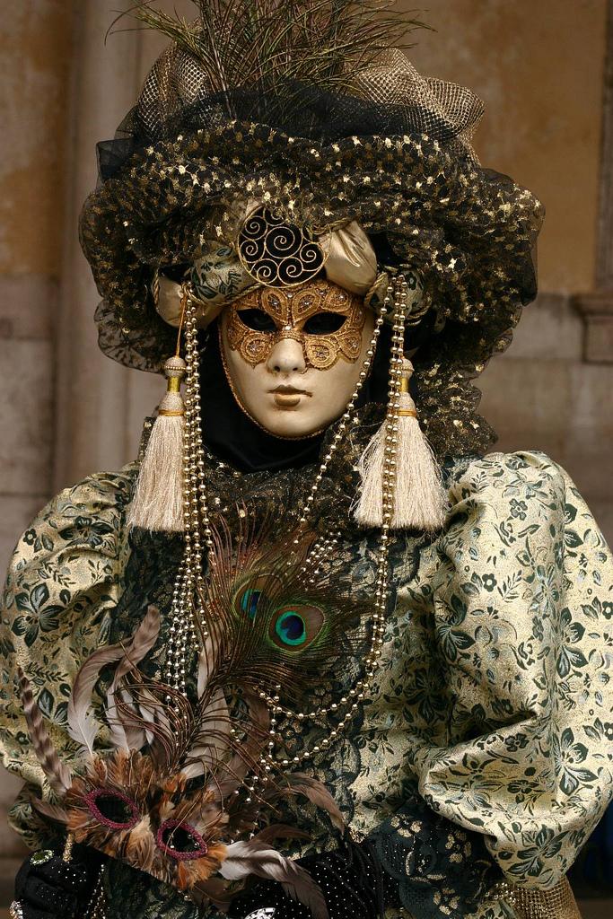 Костюмы для венецианского карнавала своими руками