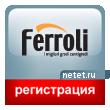 Регистрация компаний через Ferroli