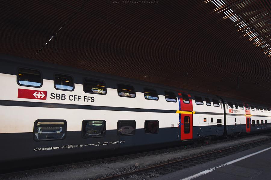 Отдых поездом в европу