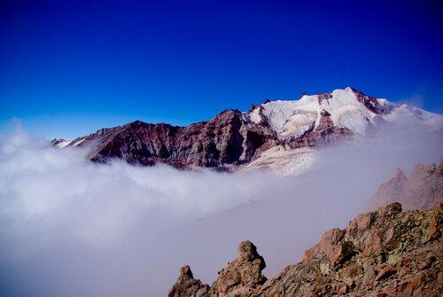 Облака над Орцвери