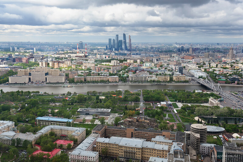 Парк Горького e_D700735