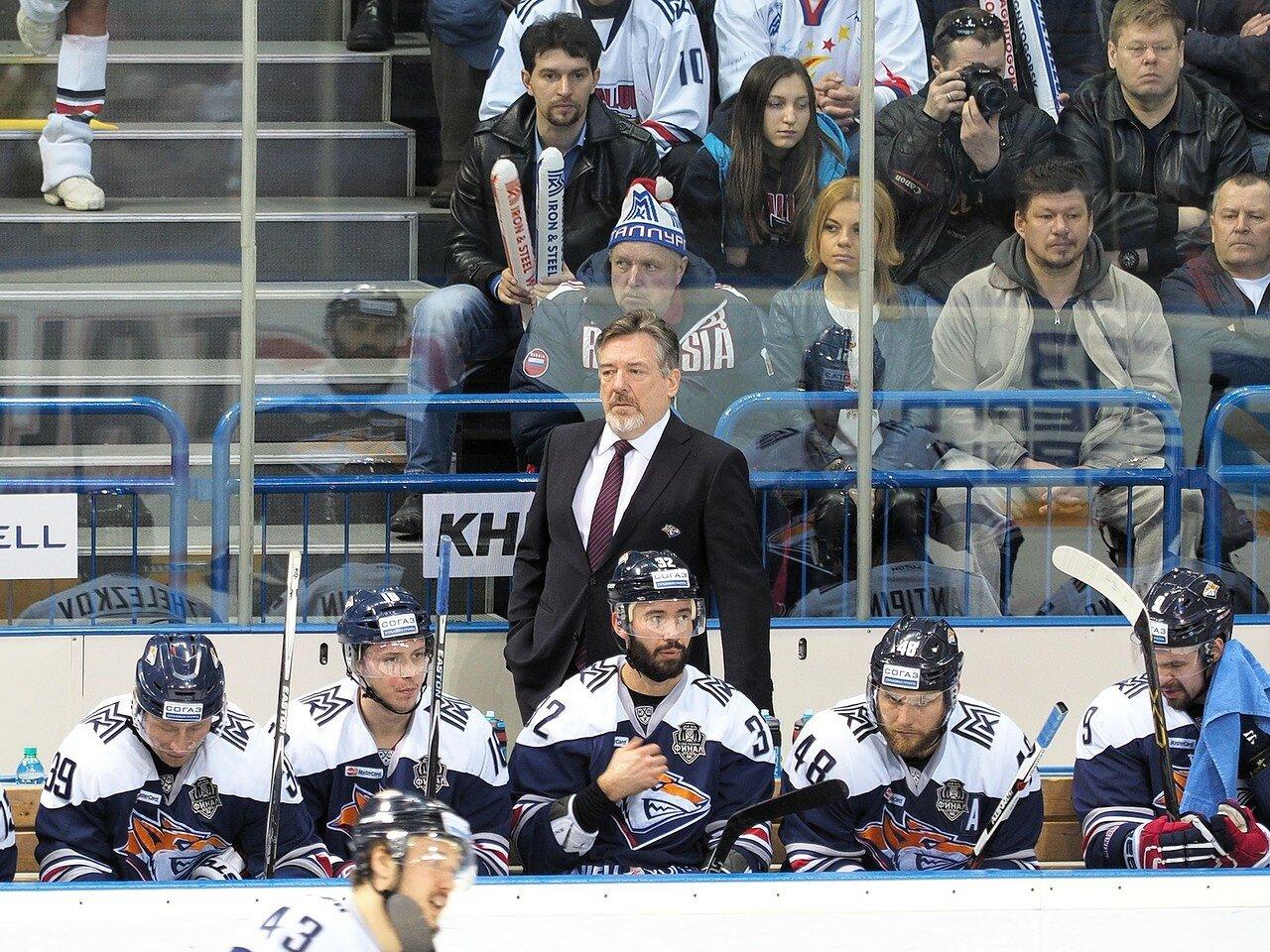 27Плей-офф 2016 Финал Металлург - ЦСКА 11.04.2016