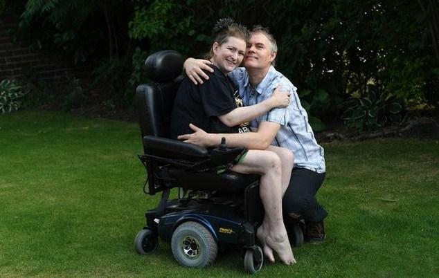 Англичанку парализовало прямо во время секса