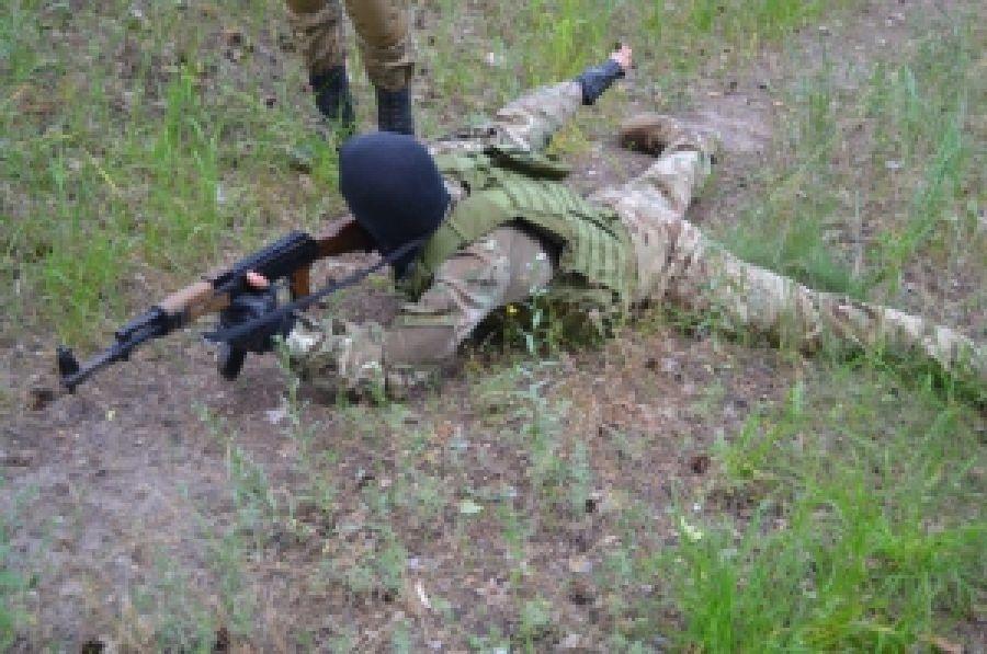 Выучка ПС на Донбассе