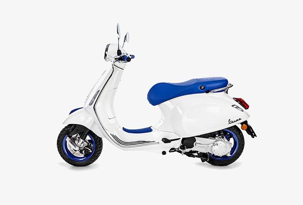 Французы помогли итальянцам в создании уникального скутера