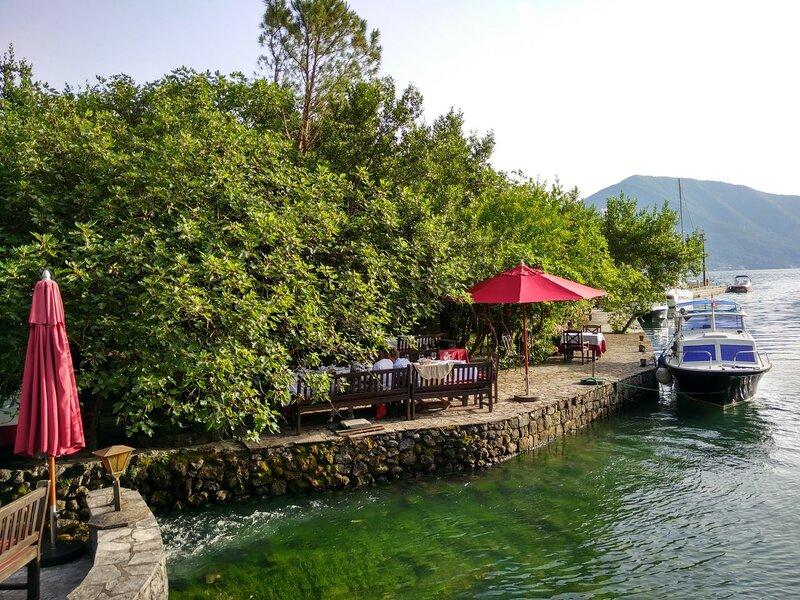 аренда яхты в бока которской заливе (Черногория)