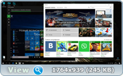 Windows 10x86x64 Professional 10.0.14393 Version 1607 v.69.16