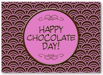 Всемирный день шоколада 11 июля