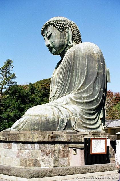 Статуя Будды в Киото