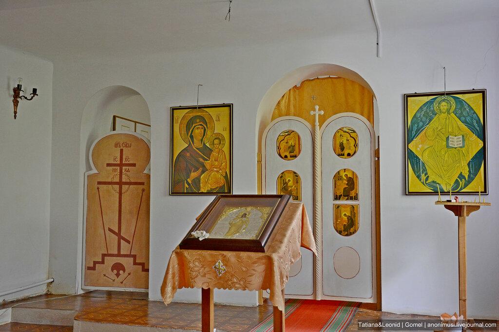 Храм святой равноапостольной Нины. Витебск