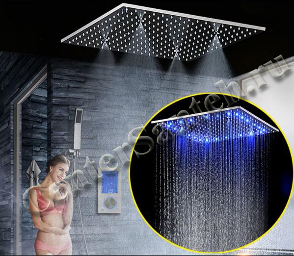 купить тропический душ
