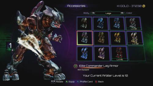 Commander - Цветовая схема №1