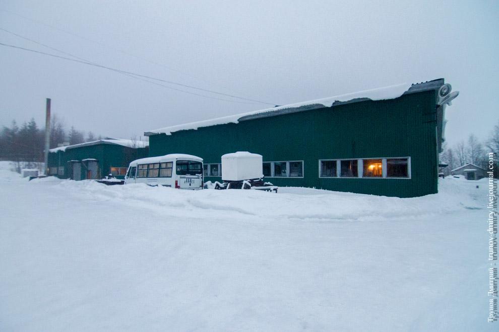 4. Проходим внутрь производственного здания и начинаем нашу экскурсию.