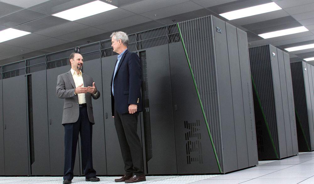 2. Vulcan BlueGene/Q (США) — 100 млн долларов Vulcan — суперкомпьютер, который состоит из 24 отдельн