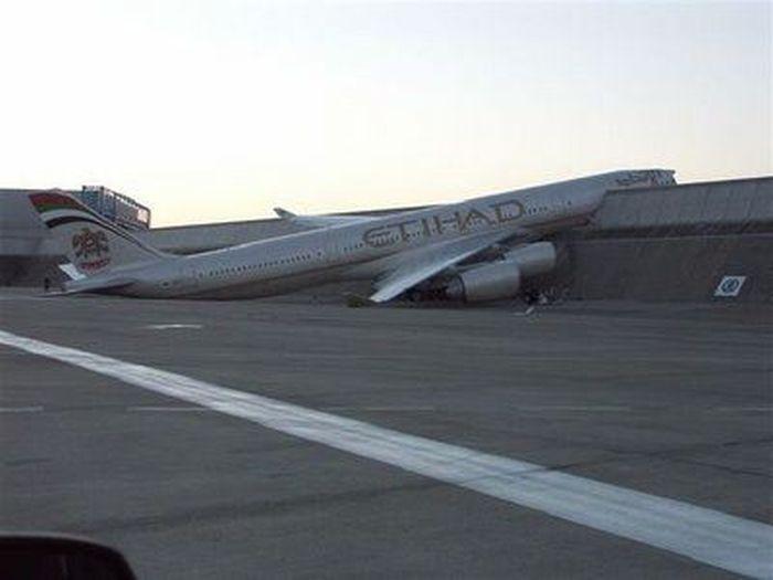 Как арабы по ошибке угробили крупнейший в мире самолет