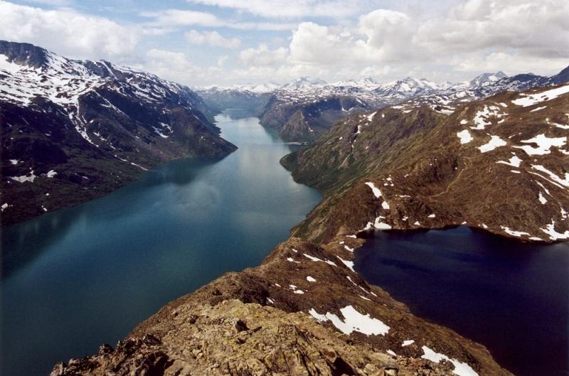 Места в Норвегии, которые нужно посетить: парк Йотуххеймен