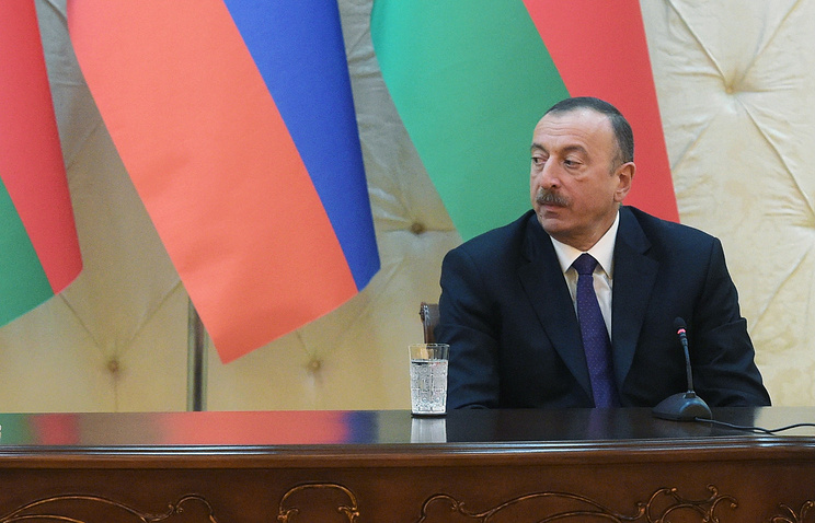 Нужно побороть статус-кво карабахского конфликта— Президент Азербайджана