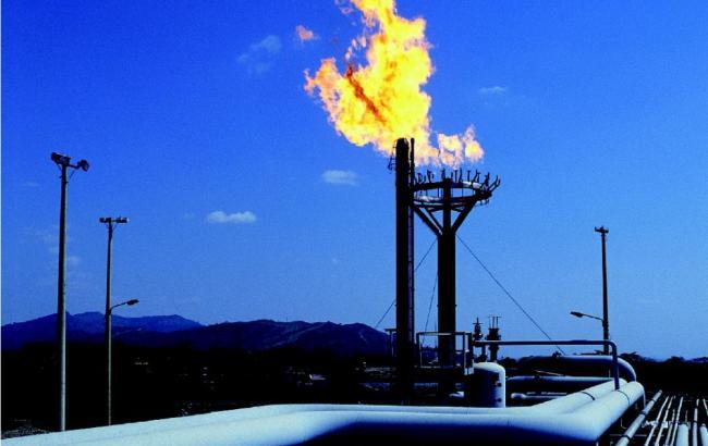 Ссамого начала отопительного сезона Украина сожгла 1,7 млрд кубов газа