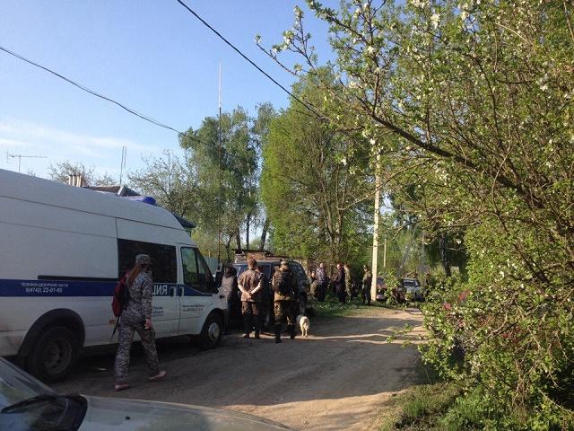Влипецком селе Солдатское ищут без вести пропавшего 4-летнего ребенка