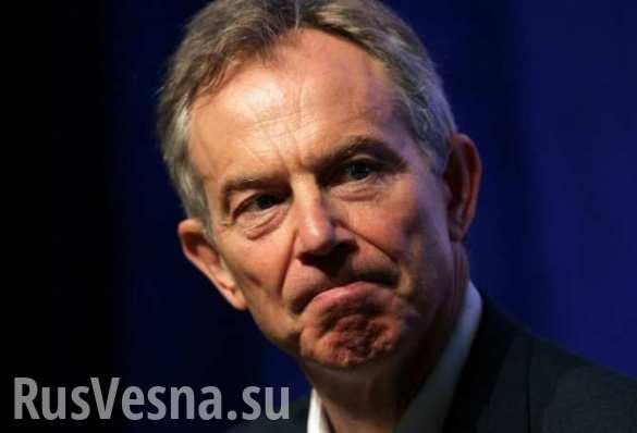 Блэр: Северная Ирландия может покинуть Англию из-за Brexit