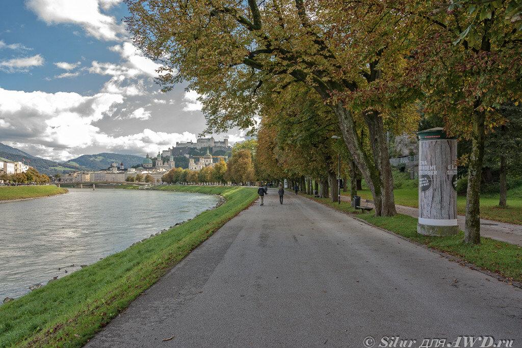 Осенняя Австрия – знакомая и не очень
