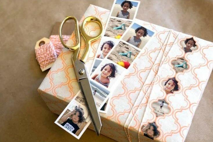 Фотографии на упаковке