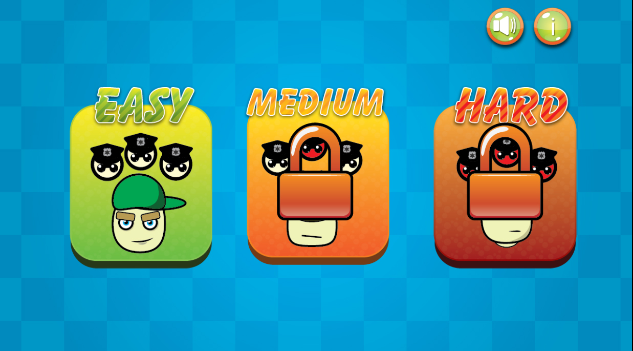 Hit and Run - HTML5 game (capx) - 4