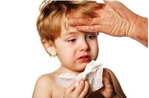 Детская гомеопатия. Лечение насморка