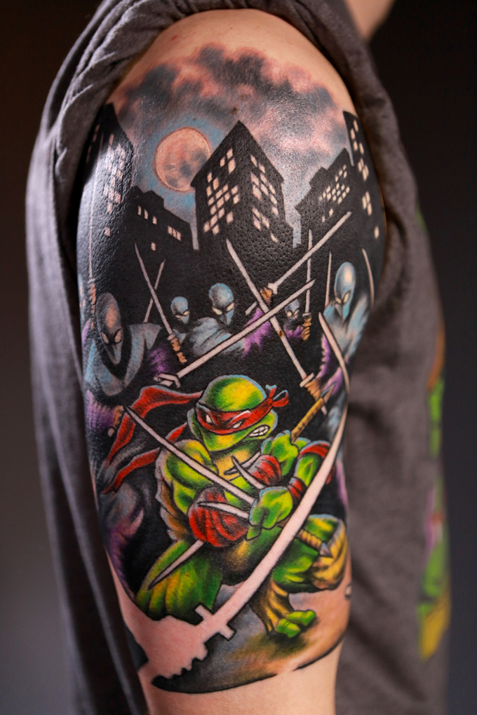 AREA 51 TATTOO / EPIC INK