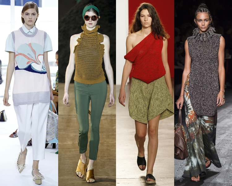 Women's Knitwear Spring/Summer 2016 Fashion Trends picture 6