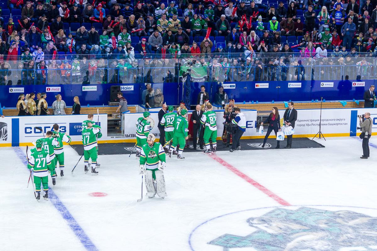 Матч Звёзд КХЛ 2017 фото 20